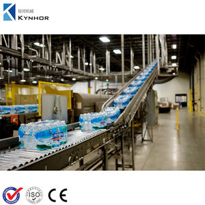 Auto Drink Water Bottle Filling Production Machine Equipment
