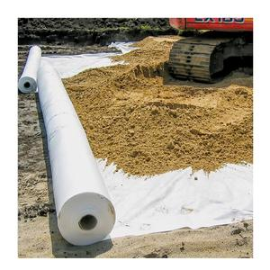 Non Woven Polypropylene geotextile ผ้าทอ geotextile ราคา