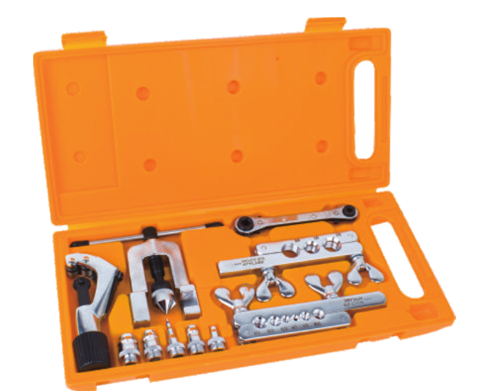 HVAC tools 45 degree Traditional Extrusion Type Flaring Tool Kits tube cutter Flaring Tools
