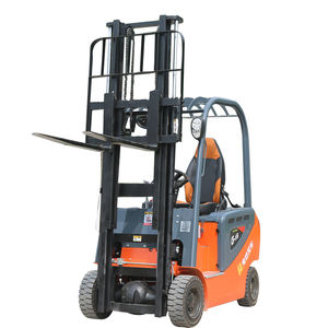 Shanding group factory price patented appearance AC Motor 1.5 ton mini small electric forklift for sale CPD15-G
