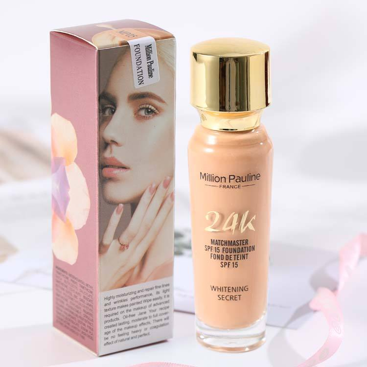 Waterproof Primer Factory Sale Waterproof Long Lasting Whitening Concealer Liquid Foundation Primer Facial Base Makeup