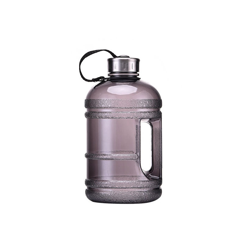 Travel Gym Customized Logo 1/2 Gal Sport Water Bottle 1.89L Water Bottle With Side Handle BPA Free