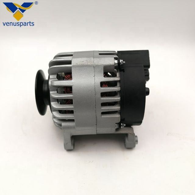 Tractor Parts 12V 120A New Alternator 2871A310 2871A306 For 1104 1104D 1106 Engine Repair