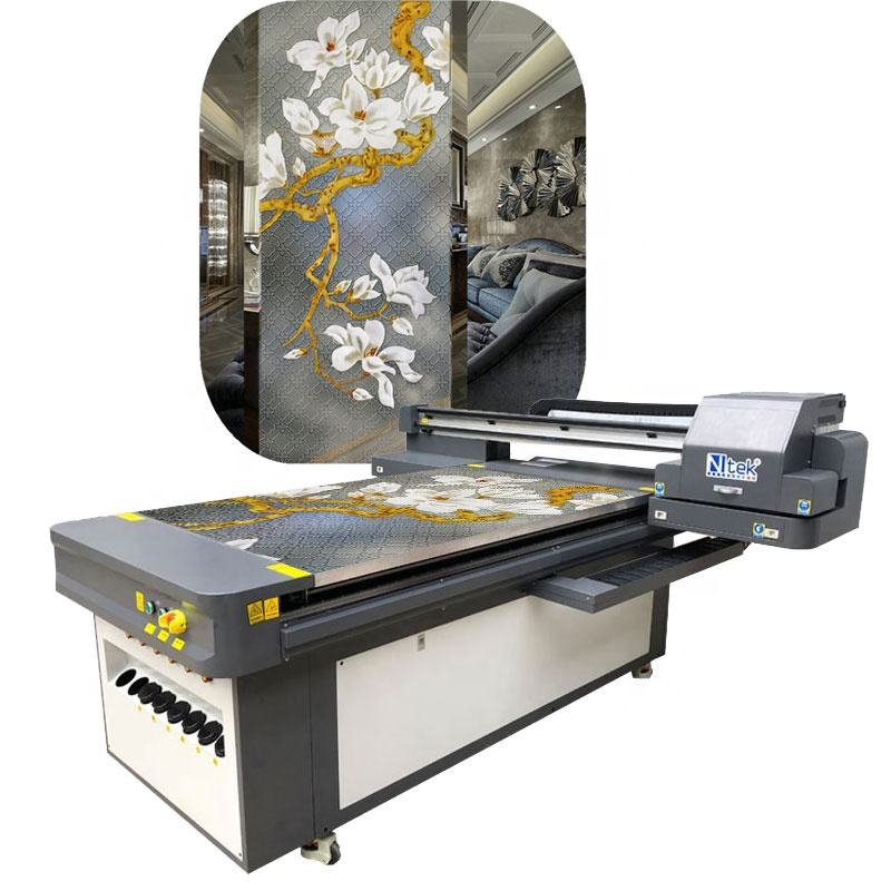 Paper Printer [ Digital Printing ] Small Digital Printing Machine Ntek Digital UV Printing Machine Small Flatbed Printer Varnished