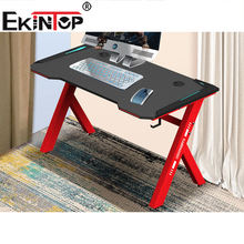 Simple design wooden  table computer desk(KT1213)