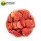 LUJIA FDFOOD brand 5-7mm/slice with sugar fruit snacks best foods freeze dried strawberry