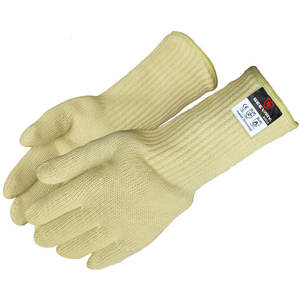 Seeway Aramid Fiber Heat Protect Up To 932F High Heat Resistant Gloves With 6