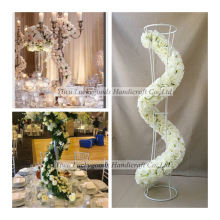 LFB525 2m fake rose flower arrangement wedding decoration centerpieces