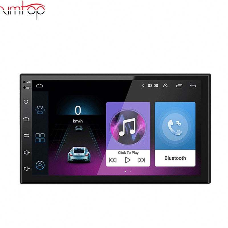 9 Inch Android 8.1 Wifi MP3 MP5 Touch Screen Car DVD Player 1G+16GB