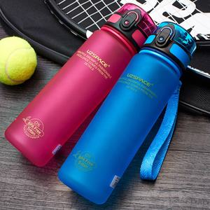 ODM service Football game gift 500ml plastic promotional plastic sports bottle