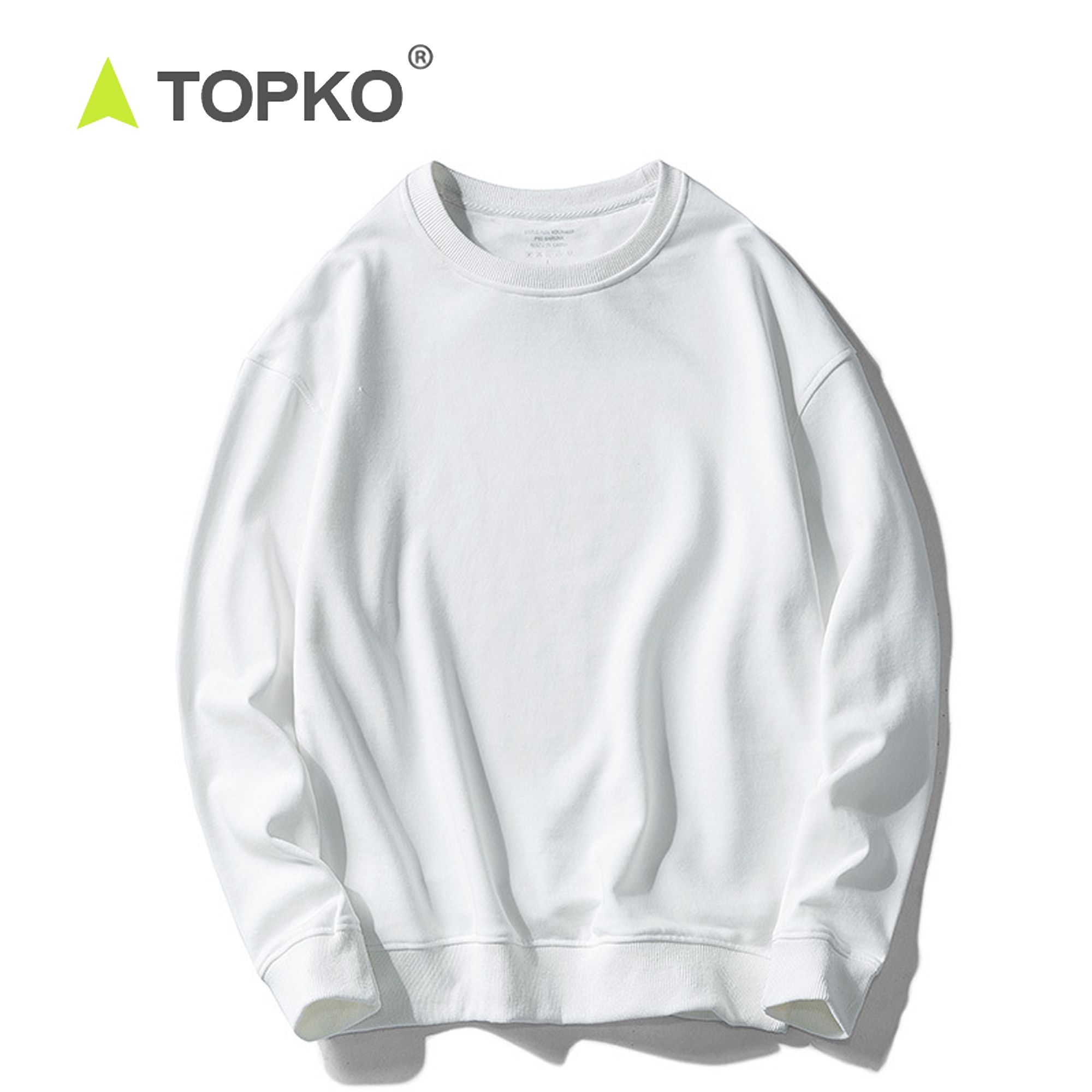 Top high quality Custom hoodies men Cotton mens crew neck sweatshirt