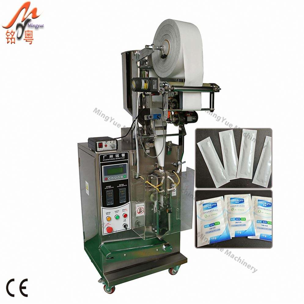 Portable liquid packing machine for water sachet pouch with high quality