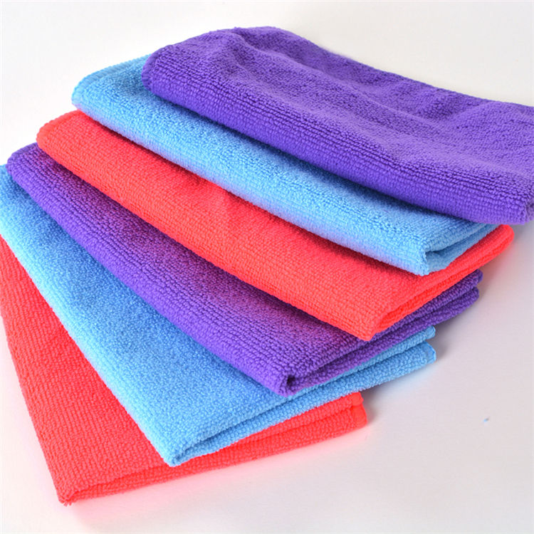 Microfiber Car Detailing Towel Quick Dry Microfiber Terry Towels