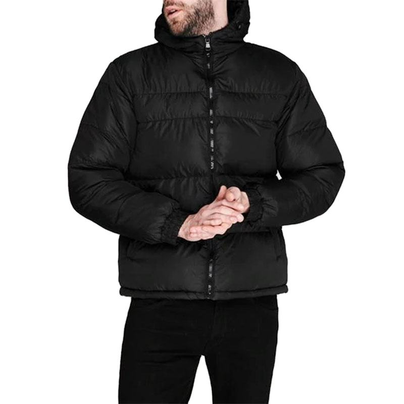Best Seller Streetwear Down Jackette Used Winter Men'S Jackets Warm Jacket With Hooded For Men