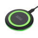 Promotional Desktop Wireless Mobile Charger, Compatible with iPhone SE 2/11Pro Max/11 Pro/11/XS MAX/XR/XS/X/8/8 Plus and Samsung