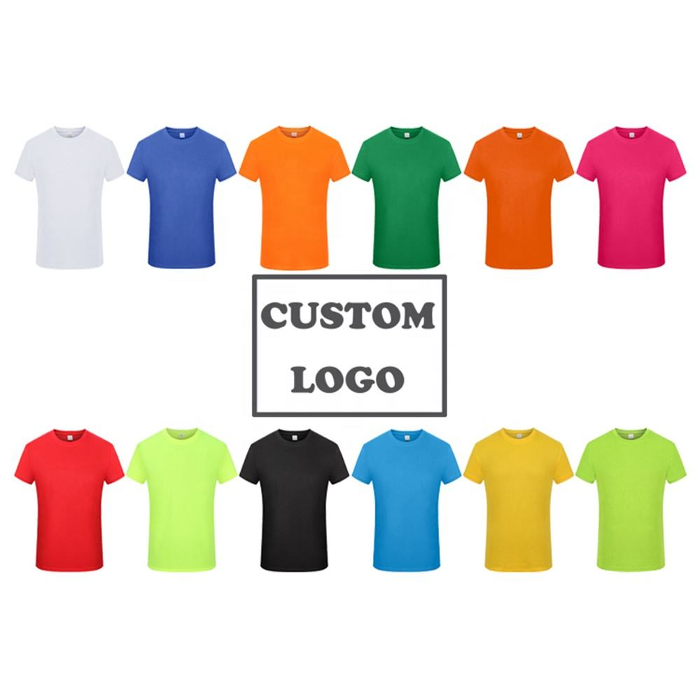 Free Design Custom Logo Polo Shirt T Shirt Sublimation Print With Logo