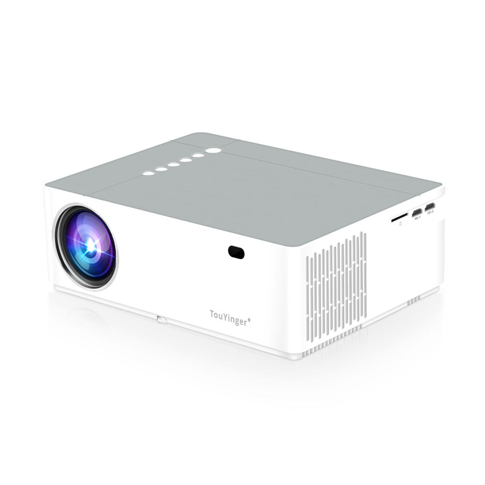 Fornitore ufficiale TouYinger/Everycom M19 Casa HD Video Proiettore Full HD 1080P 5800lumen Beamer Supporto AC3 LED home Theater