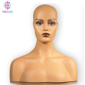 Professional display model wig head mannequin