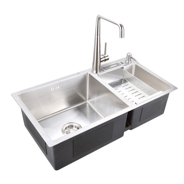 China Quality Manufacturer Stainless Steel Big Sink With High Quality