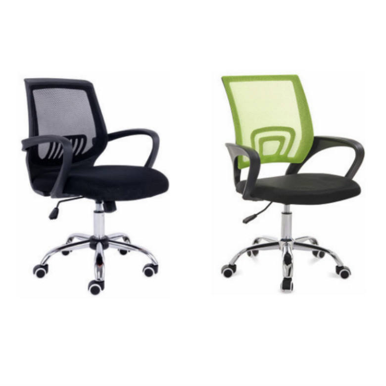 Online Shopping Pakistan Office Chairs Modern Waiting Room Chair Furniture Aluminum White Mesh High Back Nice