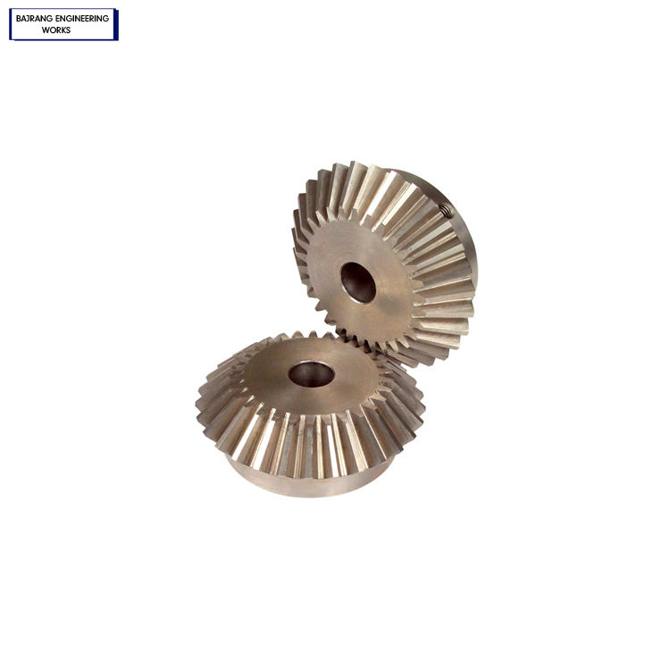 Buy Heavy Power Transmission Iron Spiral Gears in Different Sizes