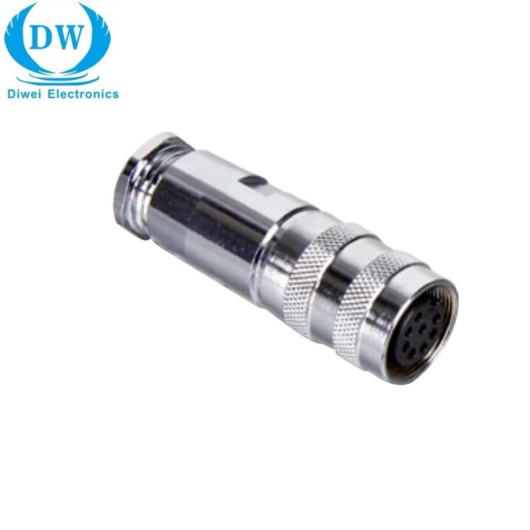 aviation electrical plug m16 2 3 4 5 6 7 8 12 14 16 19 pin pole connector waterproof quick lock circular connector