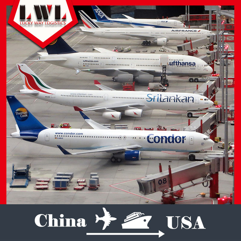 Air Freight Customs Declaration from China to USA Custom Clearance