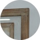 Wood Frame Wall Photo Photo Frames Wall Vintage Wood Frame Wall Multiple Opening Collage Photo Frame