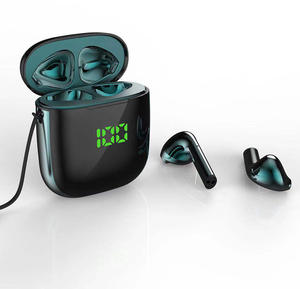 Kualitas Tws WK60 Digital Display Sport Benar Earbud Nirkabel Earphone