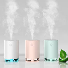 220ml USB Ultrasonic aroma Humidifier/Air Purifier/Electric aromatherapy diffuser with LED