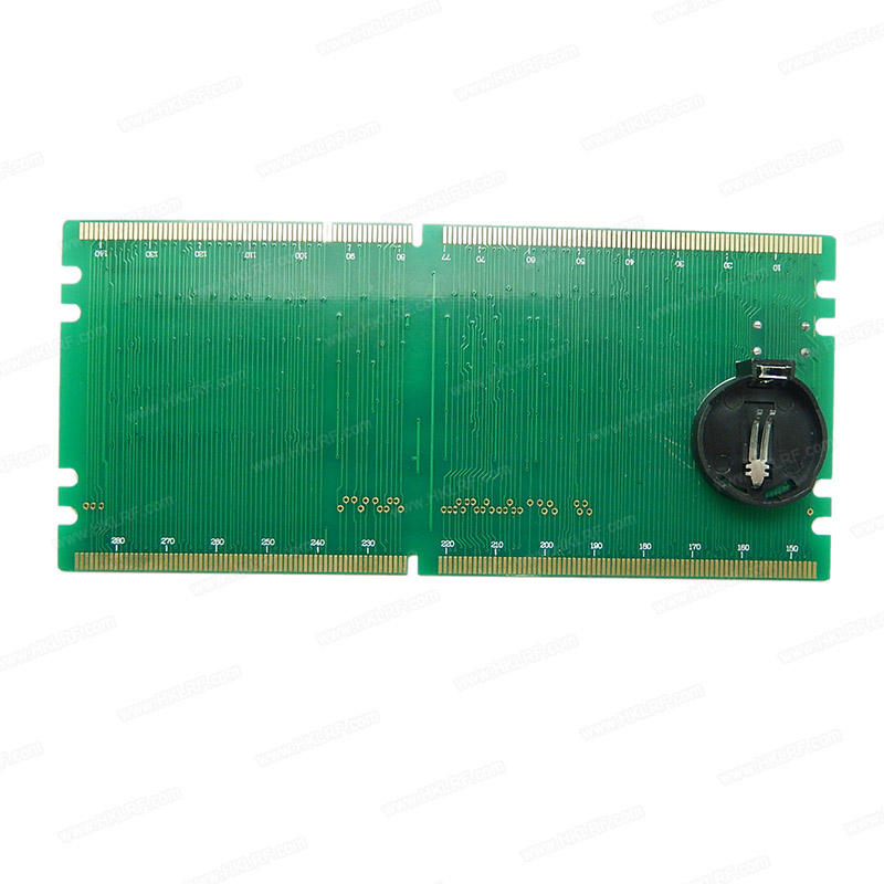 LED DDR2 DDR3 DDR4 Laptop SO-DIMM RAM Test Card Adapter Memory Tester Analyzer