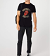 Chiffon Men's Tour 78 Mens Blk Ts T - Shirt