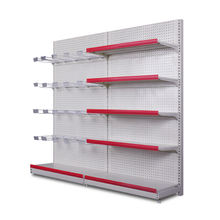 Yiwu HOTTER store display stand pharmacy combination shelf supermarket single double-sided shelving