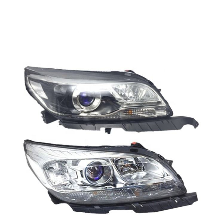auto parts high quality headlights set for CHEVROLET MALIBU 2012-2015 OEM 22986202/22986201