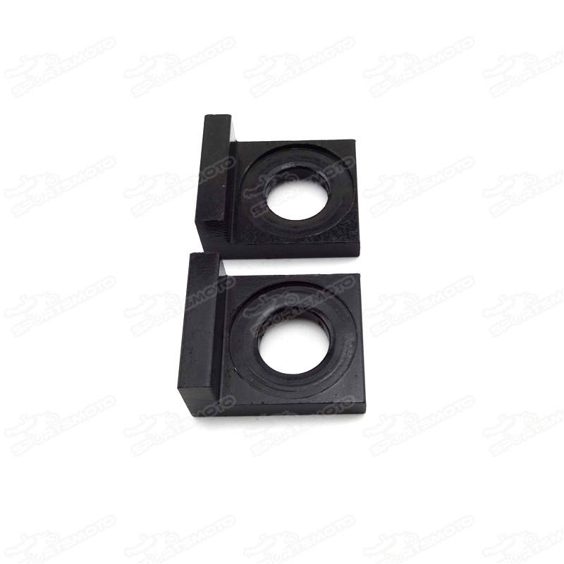 15mm Chain Axle Tensioner Adjuster Block For Dirt Pit Bikes