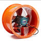 Axial Flow Fan Ventilateur Axial Industriel Tubulaire