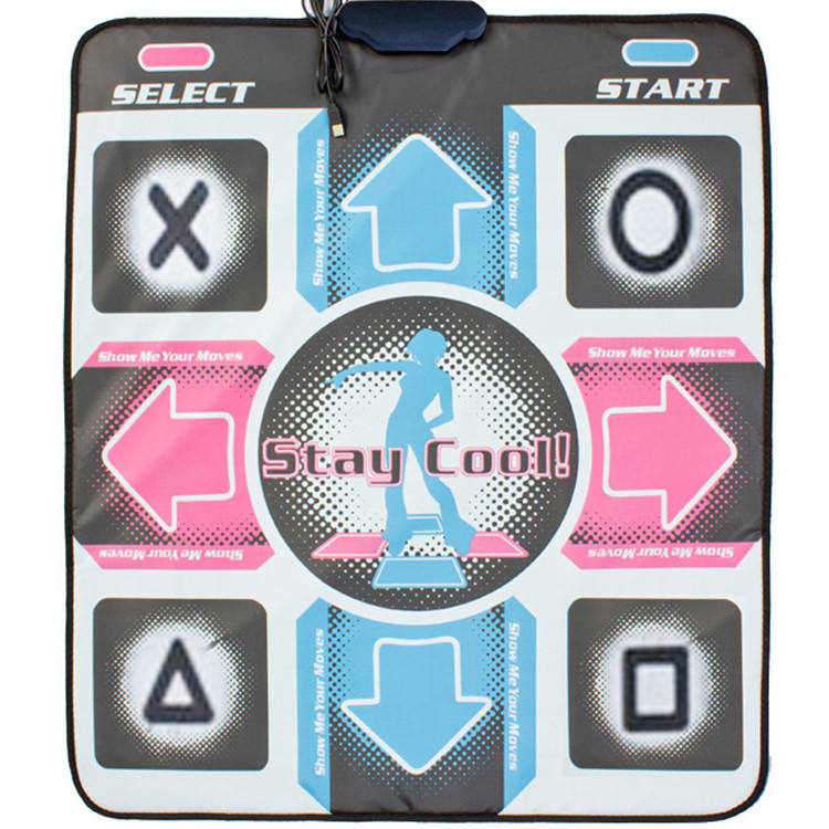 Wholesale hpme dance mats wii game dancing pads for tv