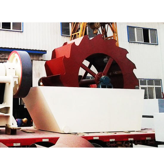 Industrial washing sand beach sand clean machine