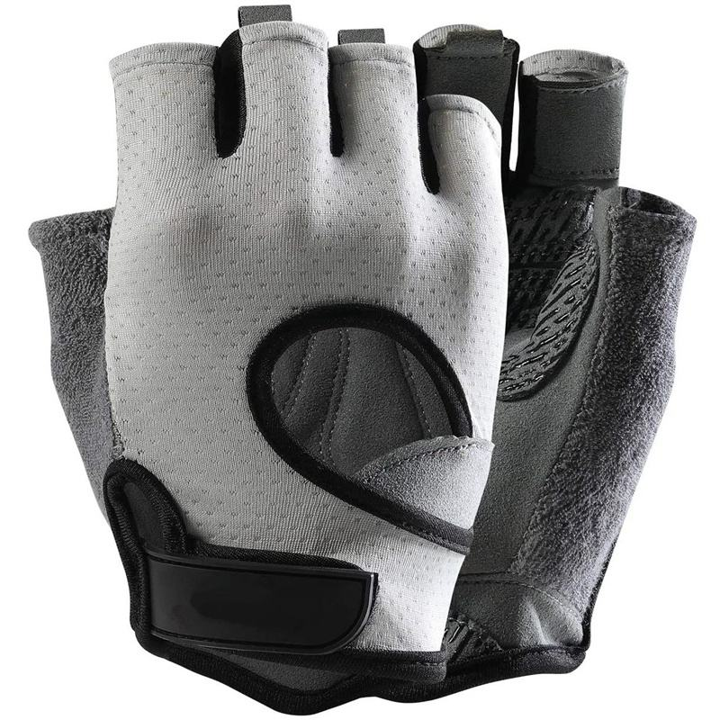 Summer Unisex Cycling Half Finger Breathable Mesh Gel Anti Slip Anti Shock Anti Sweat Gym Ftiness Sport MTB Bike Gloves