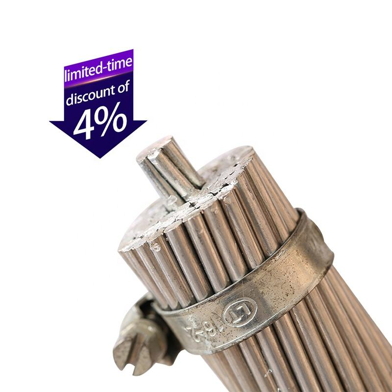 Latest ACSR Conductor Cable Overhead High Voltage Aluminum