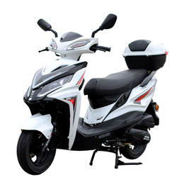 European 125-displacement scooter motorcycle fuel car moped adult 2 people whole vehicle