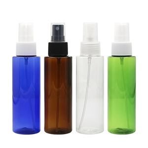 30ml 50ml 60ml 100ml 150ml 250ml 500ml 1L 5L fancy amber blue green empty plastic PET spray bottle manufacturers
