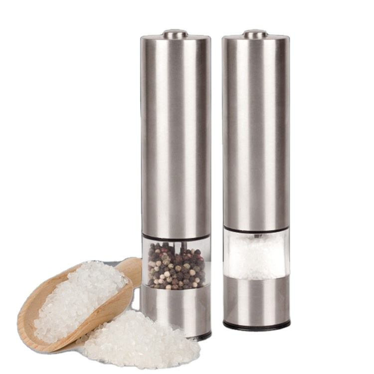 High Quality Wholesale Pepper mill salt and pepper mill Acrylic pepper mill
