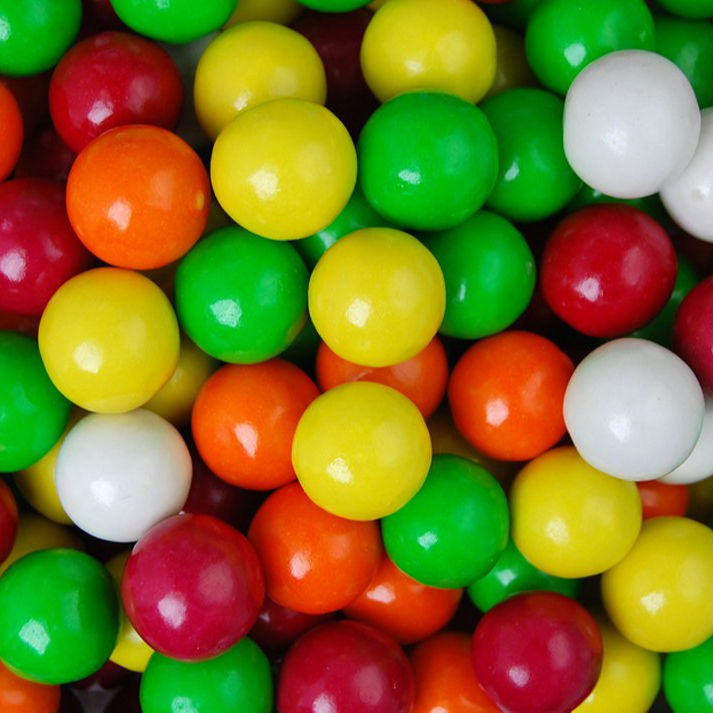Bubble Gum 24mm - Assorted Gumballs for Gumball Vending Machine