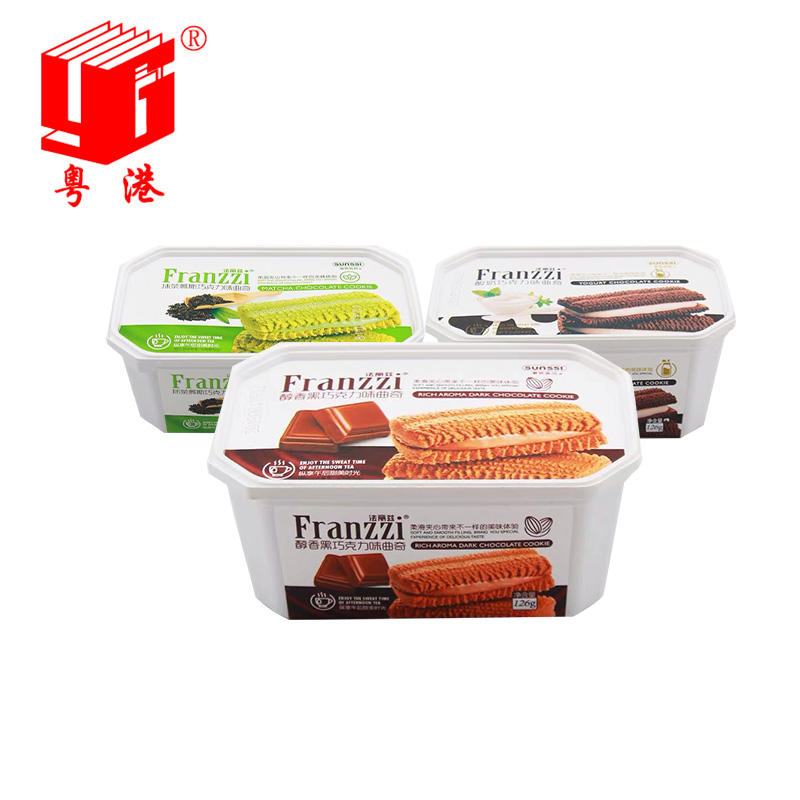 high ranking proper price iml plastic container in mould label