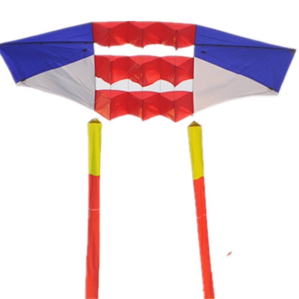 Large branded flysurfer radar kite