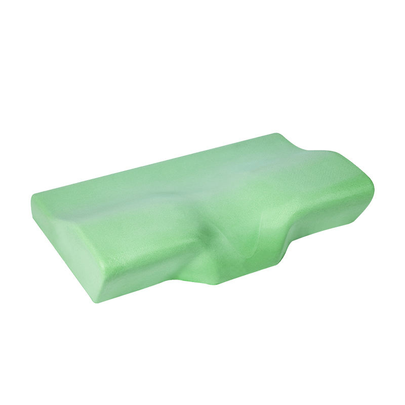 High Quality Adult Use Anion Zero-pressure Releasing Pain On Neck Aloe Vera Bamboo Memory Foam Pillow