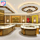 China Simple Jewellery Showcase Design Counter Jewelry Shop Glass display cabinets