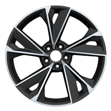 19/20/21 Inches New Model Concave 5 Holes Black ZW Aluminum Alloy Wheel from China