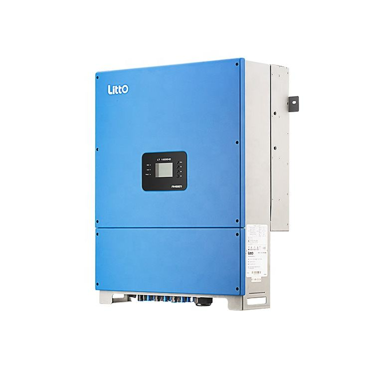 SAA AS4777 MEA PEA VOC IEC CE G59 G83 Inverter 3 Phase DC 12V AC 220V 10000W On Grid Inverter